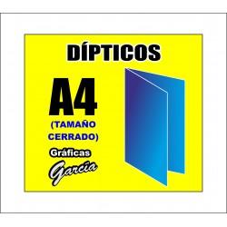 Díptico DIN-A4